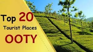 ooty top 20 places to visit
