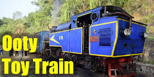 ooty train booking